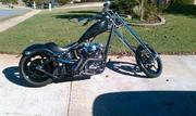 2007 Big Dog K-9 Chopper